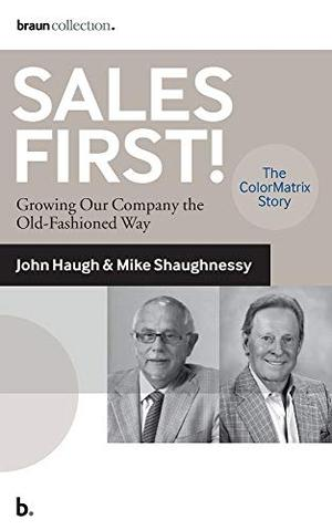SALES FIRST!