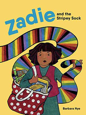 ZADIE AND THE STRIPEY SOCK
