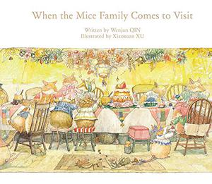 WHEN THE MICE FAMILY COMES TO VISIT
