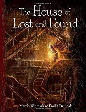 THE HOUSE OF LOST AND FOUND
