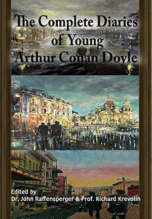 THE COMPLETE DIARIES OF YOUNG ARTHUR CONAN DOYLE