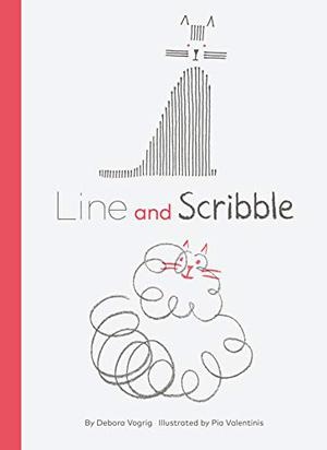 LINE AND SCRIBBLE