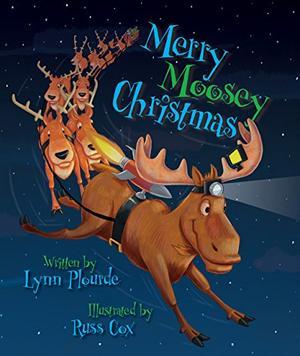 MERRY MOOSEY CHRISTMAS