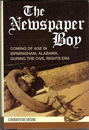 THE NEWSPAPER BOY