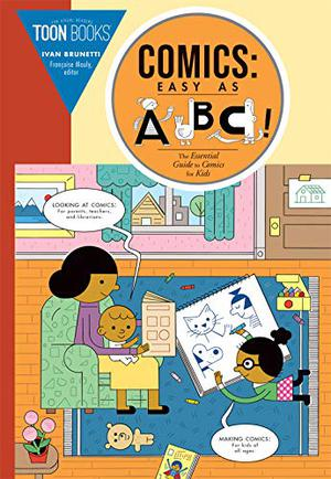 COMICS: EASY AS ABC!