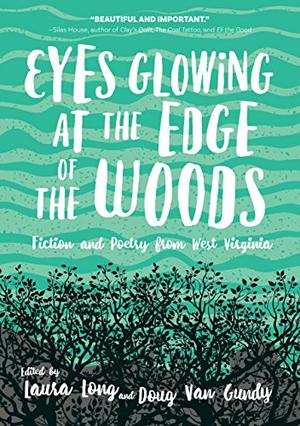 EYES GLOWING AT THE EDGE OF THE WOODS