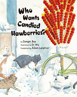 WHO WANTS CANDIED HAWBERRIES?