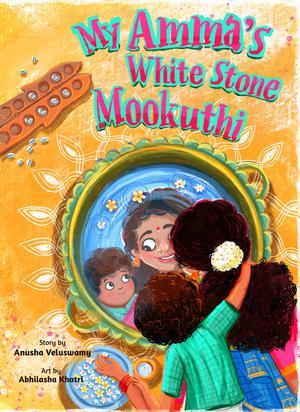 MY AMMA'S WHITE STONE MOOKUTHI