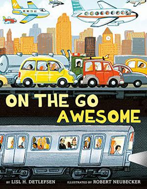ON THE GO AWESOME