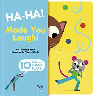HA-HA! MADE YOU LAUGH!