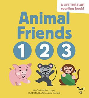 ANIMAL FRIENDS 1 2 3