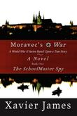 Cover art for THE SCHOOLMASTER SPY