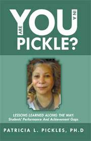 Book Cover for ARE YOU IN A PICKLE?