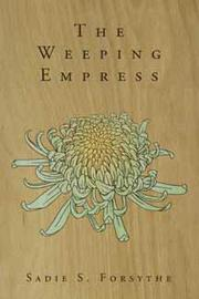 Book Cover for THE WEEPING EMPRESS