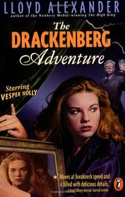 THE DRACKENBERG ADVENTURE by Lloyd Alexander