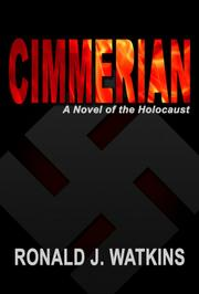 Cover art for CIMMERIAN