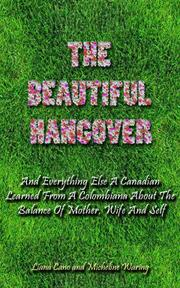 Cover art for THE BEAUTIFUL HANGOVER