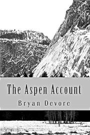 Cover art for THE ASPEN ACCOUNT