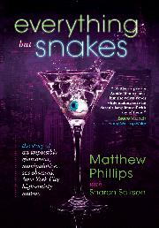 Book Cover for EVERYTHING BUT SNAKES