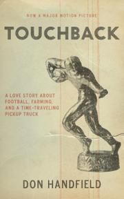 Cover art for TOUCHBACK