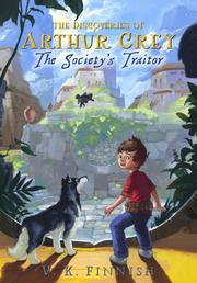 THE SOCIETY'S TRAITOR by V. K. Finnish