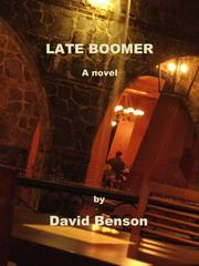 Cover art for LATE BOOMER