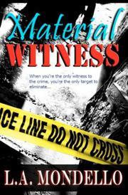 Cover art for MATERIAL WITNESS