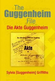Cover art for THE GUGGENHEIM FILE