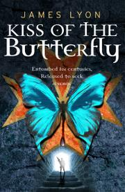Book Cover for KISS OF THE BUTTERFLY