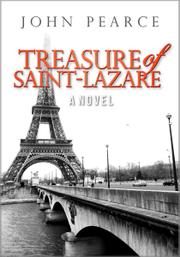 TREASURE OF SAINT-LAZARE by John  Pearce