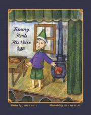 Book Cover for JIMMY FINDS HIS VOICE