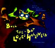 Cover art for BILL THE BAT LOVES HALLOWEEN