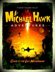 Cover art for MICHAEL HAWK ADVENTURES