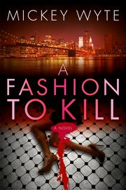 Book Cover for A FASHION TO KILL