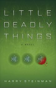 Cover art for LITTLE DEADLY THINGS