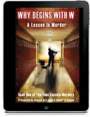 WHY BEGINS WITH W by Leo Schulte