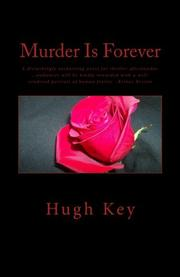 Murder Is Forever by Hugh Key
