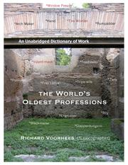 THE WORLD'S OLDEST PROFESSIONS by Richard Voorhees