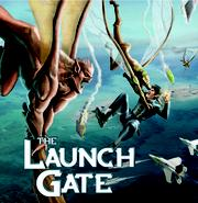 THE LAUNCH GATE by Sturgis K. Isaac
