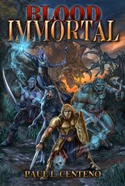 Blood Immortal Cover