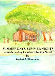 Summer Days, Summer Nights by Frederick Beaudoin