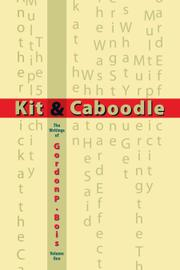 Kit & Caboodle by Gordon P. Bois