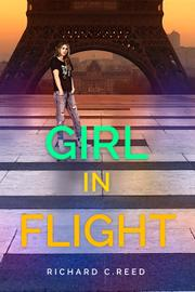 Girl In Flight by Richard Reed