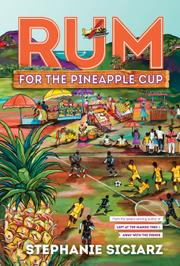 Rum for the Pineapple Cup by Stephanie Siciarz