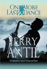 ONE MORE LAST DANCE by Jerry Antil