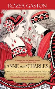 ANNE AND CHARLES by Rozsa Gaston