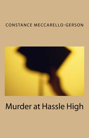 MURDER AT HASSLE HIGH Cover