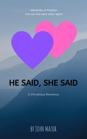 HE SAID, SHE SAID Cover