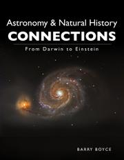 ASTRONOMY & NATURAL HISTORY CONNECTIONS by Barry  Boyce
