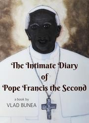 THE INTIMATE DIARY OF POPE FRANCIS THE SECOND Cover